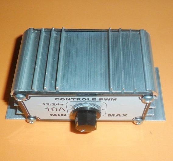 Controlador De Velocidade Motor 12v32v10a Pwm