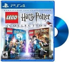 Lego Harry Potter Collection Ps4 Nuevo Game Sport Chile