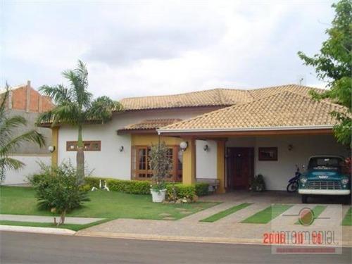 Casa Com 6 Dormitórios À Venda, 500 M² - Portal Dos Pássaros - Boituva/sp - Ca0046