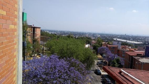 Se Renta Departamento Con Hermosa Vista A La Ciudad De México
