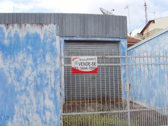 Galpão Para Venda Em Iracemápolis, Iracémapolis S/p - 1210