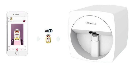 O2nails Impresora De Uñas Kit Completo Con Regalitos!