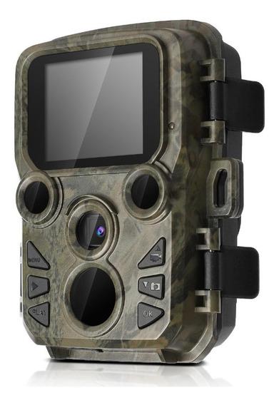 Câmera De Trilha Caça Mini Compacta