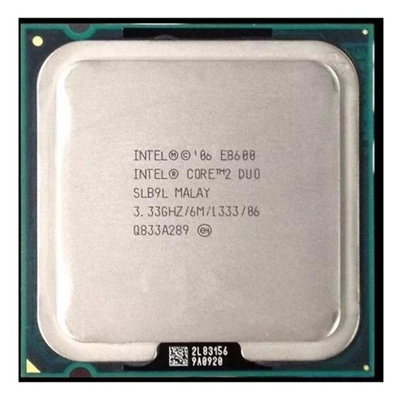 Processador Intel Core 2 Duo E8600 3.33ghz