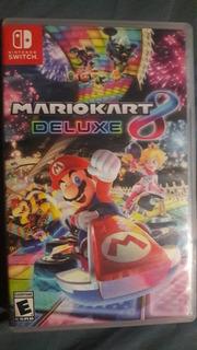 Juegos Nintendo Switch-mario Kart 8 Deluxe-tales Of Vesperia