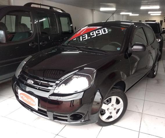 Ford Ka 2011 Em Otimo Custo Beneficio