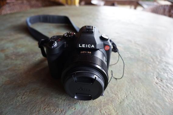 Camera Leica V-lux (typ 114) + Bag + Sdcard