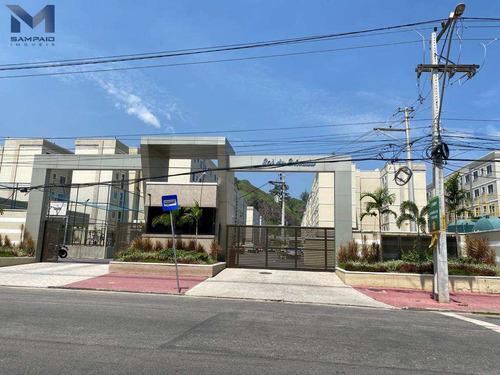 Apartamento Com 2 Dorms, Vila Lage, São Gonçalo, Cod: 10005 - A113