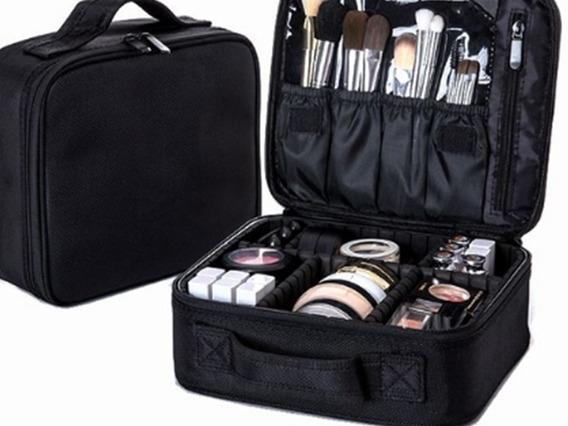 Cosmetiquera Maquillaje Estuche Ajustable Impremeable