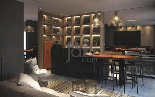 Apartamento Com 1 Dormitório À Venda, 56 M² Por R$ 456.538 - Jardim Botânico - Ribeirão Preto/sp - Ap5485