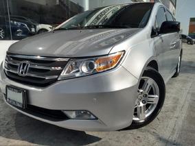 Honda Odyssey 5p Touring Minivan Aut Cd Q/c Dvd