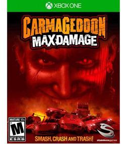 Carmageddon: Max Damage - Xbox One - Original - Nf