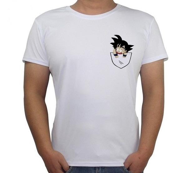 Franelas De Dragon Ball, Goku!!