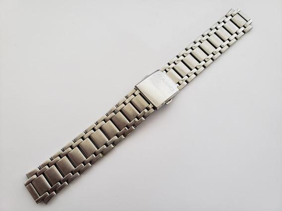 Casio Pulseira Em Aço Para Relógios Cx01