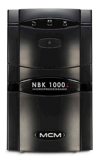 Nobreak Mcm Nbk 1000i 2.1 Mp (cod349)