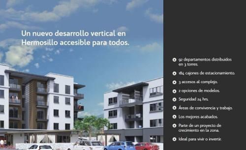 Departamento En Venta, Hermosillo, Sonora