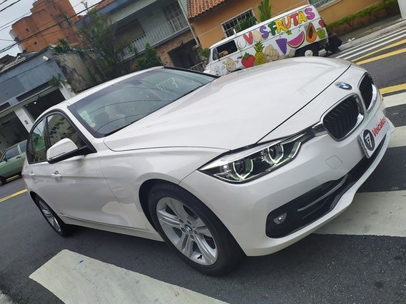 Bmw 320 2.0 Sport Turbo Active Flex 2016 - F7 Veículos