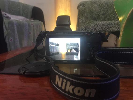 Câmera Semi Profissional Modelo L810 Nikon