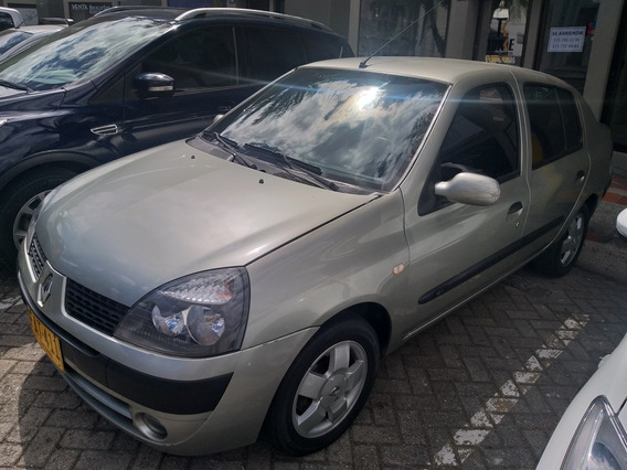 Renault Symbol Expression 2004