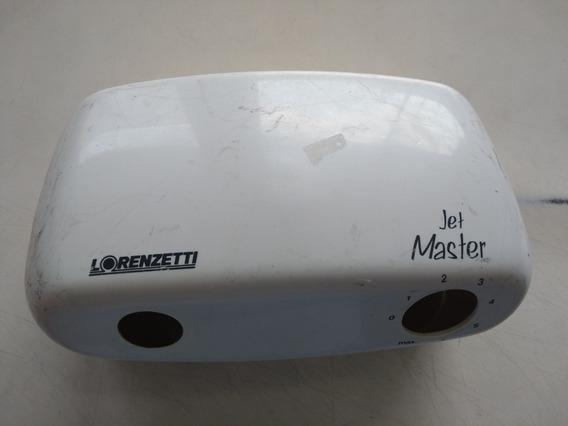 Capa Gravada Jet Master Eletrônico