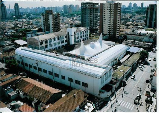 Galpão Comercial Para Locação, Chácara Santo Antônio (zona Sul), São Paulo. - Ga0118