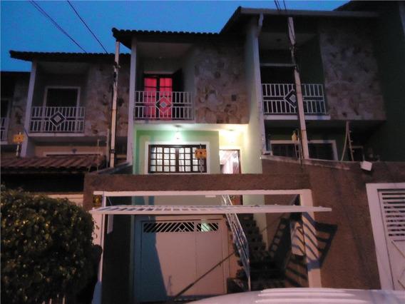 Sobrado Em Vila Ré, São Paulo/sp De 165m² 3 Quartos À Venda Por R$ 600.000,00 - So235597