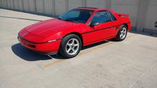 Pontiac Fiero 1988 Impecable De Colección Completo Seminuevo