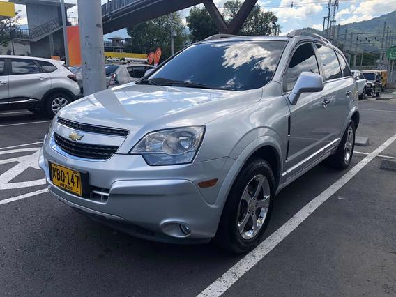Chevrolet Captiva Sport 4x4 Automatica Full 2 Do Dueño