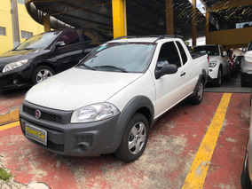 Fiat Strada 1.4 Hard Working Ce Flex 2p 2018