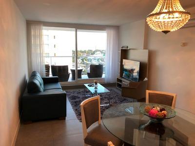 Alquilo Apartamento En Yoo Punta Del Este, Por Dia