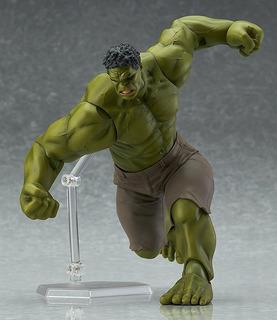 Figma #271 Hulk - The Avengers - Original/legítimo/nuevo