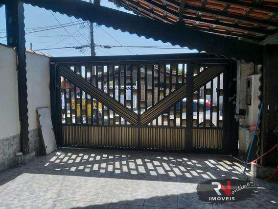 Casa Com 2 Dorms, Maracanã, Praia Grande - R$ 230 Mil, Cod: 515 - A515