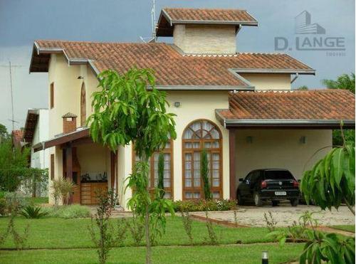 Chácara Com 3 Dormitórios À Venda, 1560 M² Por R$ 798.000,00 - Loteamento Chácaras Vale Das Garças - Campinas/sp - Ch0360