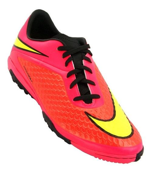 Tenis De Futbol Nike Hyper Venom Phelontf 599846-690