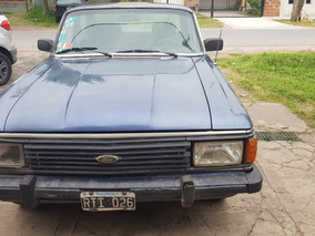 Ford Falcon Guia 3,6 1988