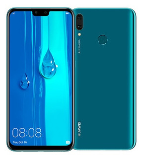 Huawei Y9 Versión 2019 (casi Nuevo) ¡oportunidad!