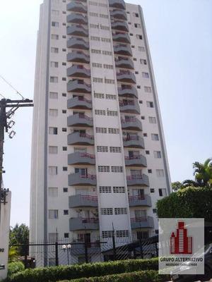 Apartamento Residencial À Venda, Vila Santana, São Paulo. - Ap0779