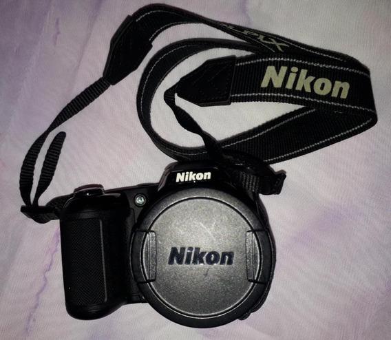 Nikon Câmera Coolpix L320 Zoom 26x