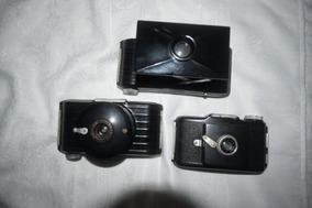 3 Máquinas De Baquelite Kodak