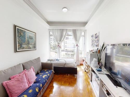 Imagem 1 de 30 de Apartamento À Venda No Paraíso, 2 Dormitórios, 1 Suíte, 1 Vaga De Garagem, 101m² - Ap00805 - 69303043