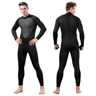 Niwi Full Body Wetsuits Premium Neopreno 3mm Men