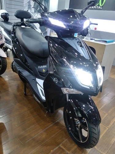 Imagen 1 de 15 de Moto Electrica Sunra Hawk Bateria Gel Anticipo $122.000 A