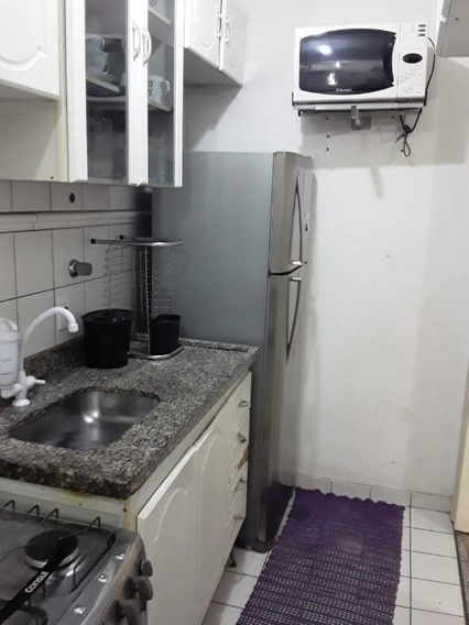 Apartamento Para Alugar, 50 M² Por R$ 1.300,00/mês - Chácara Belenzinho - São Paulo/sp - Ap0723
