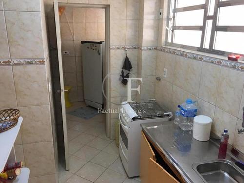 Apartamento Residencial À Venda, Enseada, Guarujá. - Ap8244