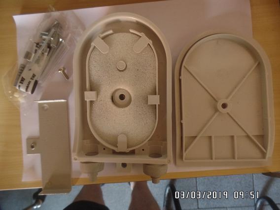 Terminador Óptico Plástico Cor Bege 6f Fibracem