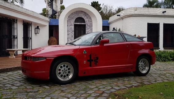 Alfa Romeo Sz Zagato 1991 - Unidad Nº 931 - Macome Classic.