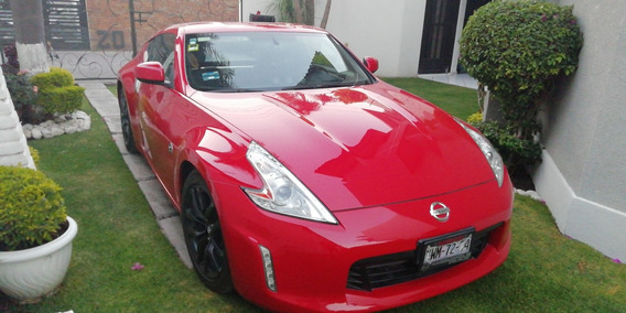 Nissan 370z 3.7 Touring At 2015
