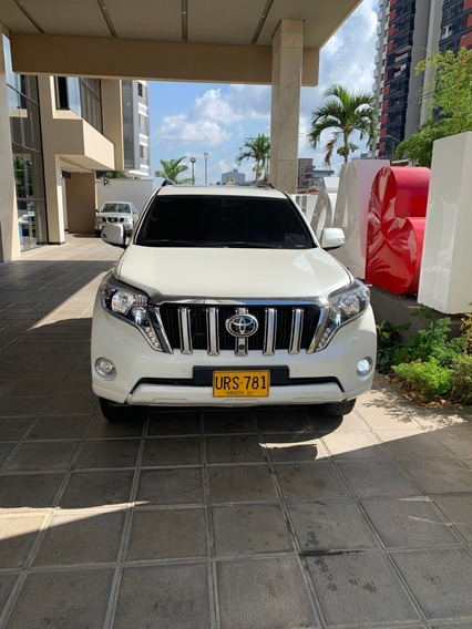 Toyota Prado Vx Blindaje 2 Plus