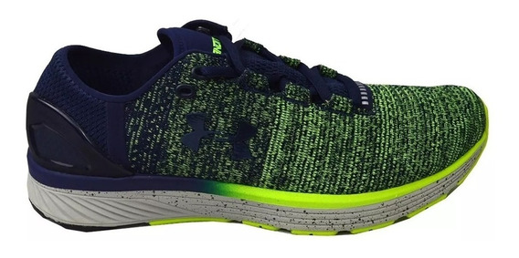 Zapatillas Under Armour Charged Bandit 3 Hombre Running Azul