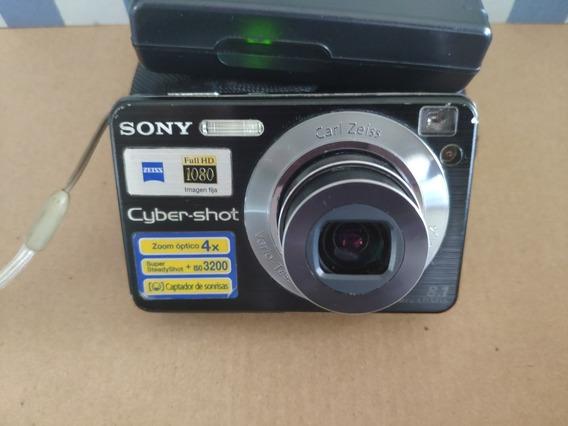 Camara Sony Cybershot Dsc-w130